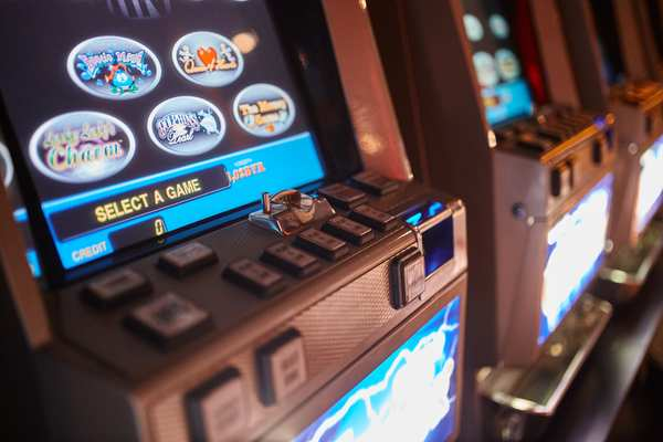 Slot machines gaminator online